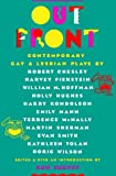 img - for Out Front: Contemporary Gay and Lesbian Plays book / textbook / text book