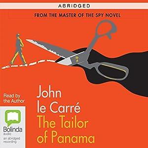 The Tailor of Panama (Abridged) Audiobook
