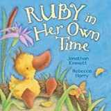 img - for Ruby In Her Own Time Hardcover February 1, 2004 book / textbook / text book