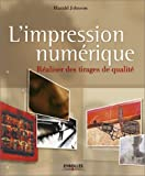 Photo du livre L'impression numerique