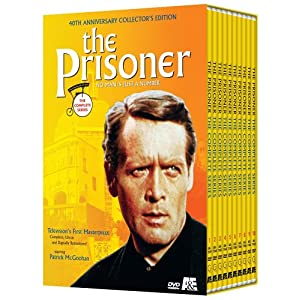The Prisoner - The Complete Series: 40th Anniversary Collector's Edition (10DVD)