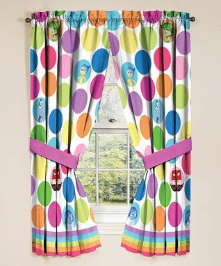 FOHOG Marvel Disney Warner collection (Inside Out Window Curtain Drape Panel) (Marvel Window Panel compare prices)