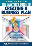 img - for The Lawyer's Guide to Creating a Business Plan, 2009: A Step-by-Step Software Package book / textbook / text book