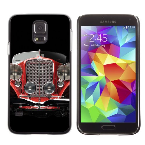 Designer Depo Hard Protection Case for Samsung Galaxy S5 / Oldschool Classic Car (Galaxy S5 Old School Cars Case compare prices)