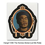 Hangin' With The Homies Stickers ホーミーズステッカー/ローライダー/Westside (Let Me Ride)