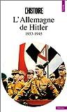 echange, troc Collectif - L'Allemagne de Hitler, 1933-1945