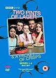echange, troc Two Pints Of Lager & A Packet Of Crisps - Series 1-4 - Import Zone 2 UK (anglais uniquement) [Import anglais]