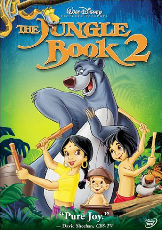 Cover art for  The Jungle Book 2