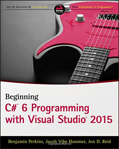 Beginning C# 6.0 Programming  Visual Studio 2015