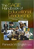 img - for The SAGE Handbook of Educational Leadership: Advances in Theory, Research, and Practice book / textbook / text book