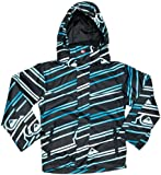 Quiksilver Last Mission Print Youth Jacket 2 Boy's Jacket
