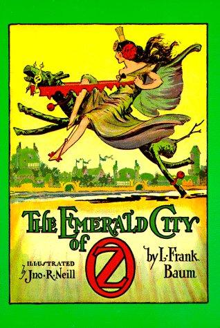 Emerald City of Oz, L. FRANK BAUM