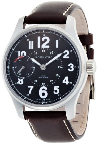 Hamilton Khaki Field Mechanical Officer Men's Manual Watch H69619533
