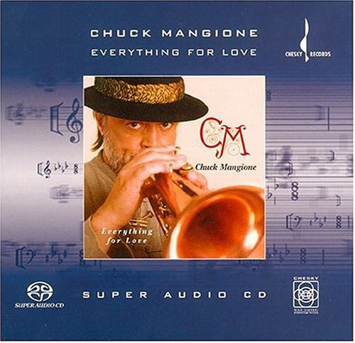 SACD : Chuck Mangione - Everything For Love (DL) (Hybrid SACD)