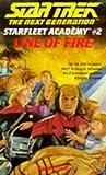 Peter David Line of Fire (Star Trek: The Next Generation, Starfleet Academy)