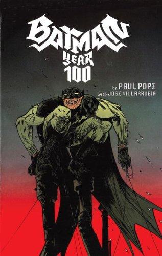 Batman Year One Hundred at Gotham City Store