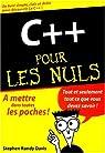 C++ pour les nuls par Stephen Randy Davis