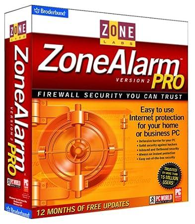 ZoneAlarm Pro 2