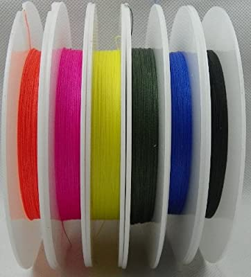 300yds Pex Dyneema Braid Fishing Line Wmany Color Choice by PEX_Australia