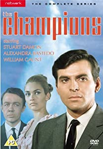 The Champions: The Complete Series (Special Edition) [DVD] [1968]