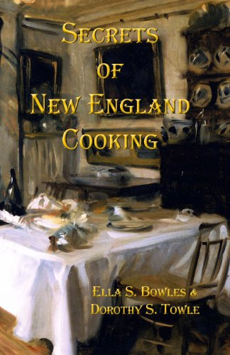 Secrets of New England Cooking