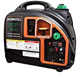 Duracell DG2.0i, 1600 Running Watts/2000 Starting Watts, Gas Powered Portable Inverter Picture