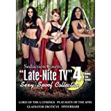Seduction Cinema: Late-Nite TV - Sexy-Spoof Coll ~ Seduction Cinema Late...
