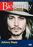 Biography: Johnny Depp [DVD] [Import]