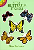 Little Butterfly Stickers (Dover Little Activity Books Stickers)