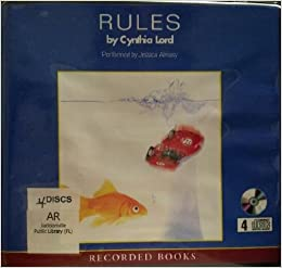 Rules cynthia lord jessica almasy 9781428152113 amazon com books