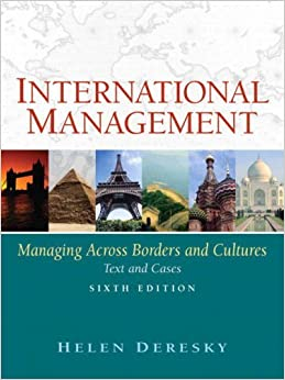 International management managing across borders and cultures 7th edition