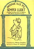 img - for Winnie Ille Pu Semper Ludet (The House at Pooh Corner) book / textbook / text book