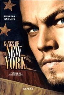 Gangs of New-York par Asbury