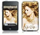MusicSkins Taylor Swift Protective Skin for iPod Touch 2nd and 3rd Gen (8/16/32 GB) Fearless