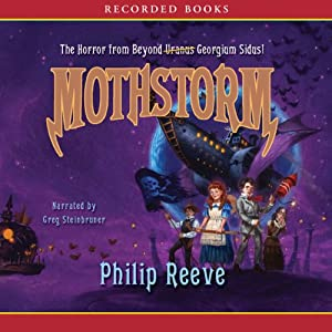Mothstorm: The Horror from Beyond | [Philip Reeve]