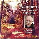Schubert: Piano Sonatas D.958, D.960