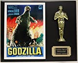 "Raymond Burr ""Godzilla"" Limited Edition Oscar Movie Poster Display"