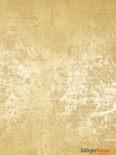 Mt vliestapete kollektion la veneziana 2 mehrfarbig 53131 for Tapeten in gold optik