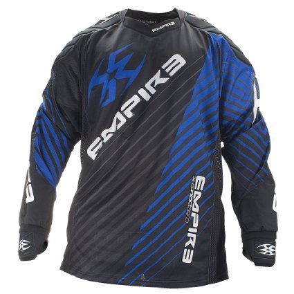 Empire Paintball FT Contact Zero Jersey, Blue, Large (Paintball Pants And Jersey compare prices)