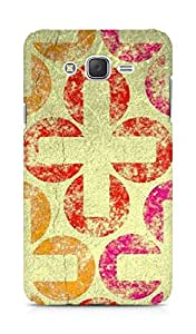 Amez designer printed 3d premium high quality back case cover for Samsung Galaxy J7 (Colorful Pattern Vector)