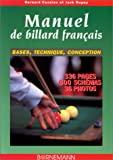 Manuel du billard français (le)