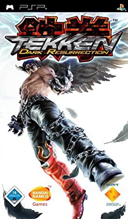 Tekken: Dark Resurrection - Sony PSP