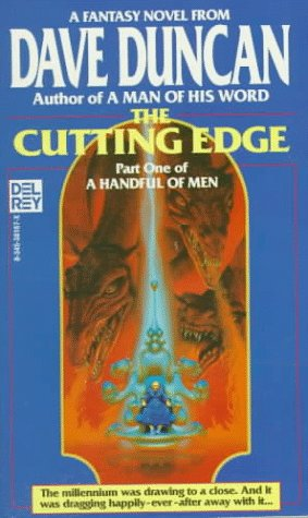 Image for Cutting Edge (A Handful of Men, Part 1)