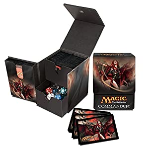 Magic The Gathering Commander Tower Set - Kaalia