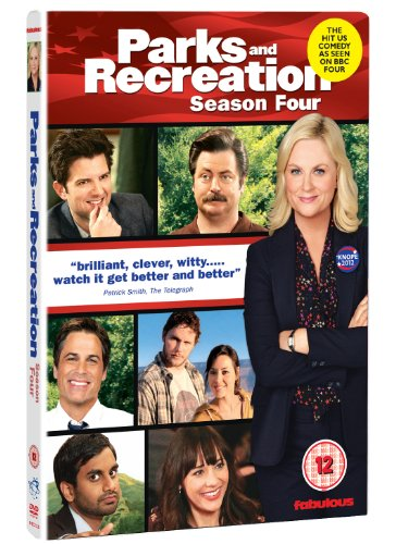 Parks & Recreation Season Four (UK release) [DVD]