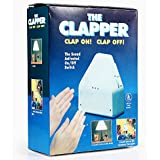 Ciamlir the Clapper Sound Activated Switch On/off Hand Clap Electronic Garget Light 110v