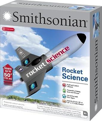Smithsonian Science Activities Rocket Science Kit