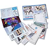 5 Star Office Laminating Pouches 250 Micron for Credit Card size 54x86mm Glossy (Pack 100)
