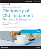 New International Dictionary of Old Testament Theology & Exegesis 6.0 for Windows