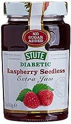 Stute Diabetic Raspberry Extra Jam, 430g